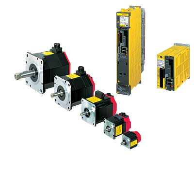 FANUC-Servo-motors-and-amplifiers-2